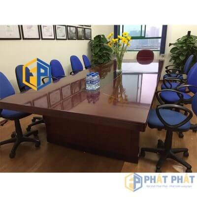 bàn ghế phòng họp 1