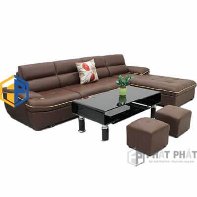 Sofa Da Cao Cấp SFC01