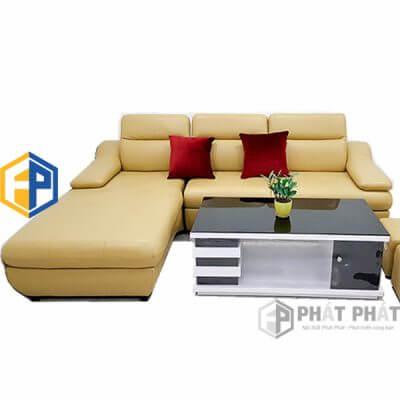 Sofa Da Cao Cấp SFC02