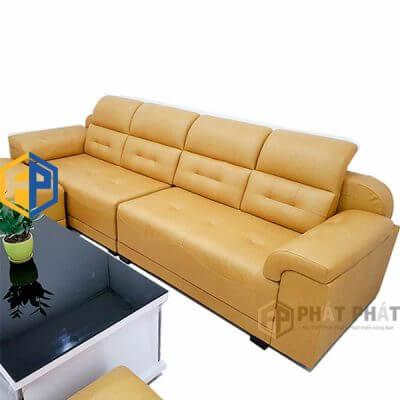 Sofa Da Cao Cấp SFC04
