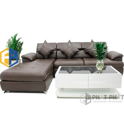 Sofa Da Cao Cấp SFC07