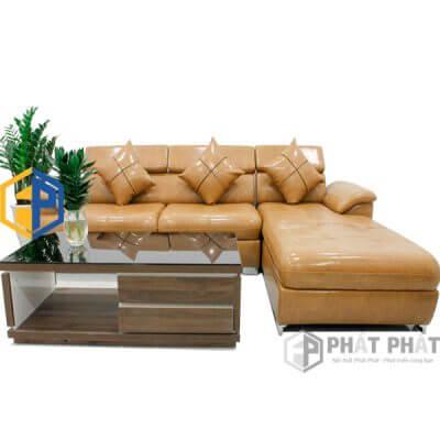 Sofa Da Cao Cấp SFC09