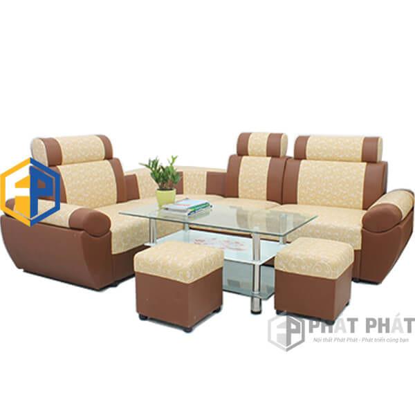 Sofa Góc Da SFG03