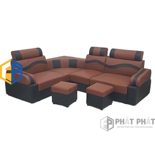 Sofa Góc Da SFG06