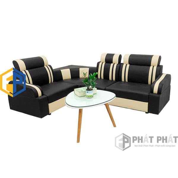 Sofa Góc Da SFG07