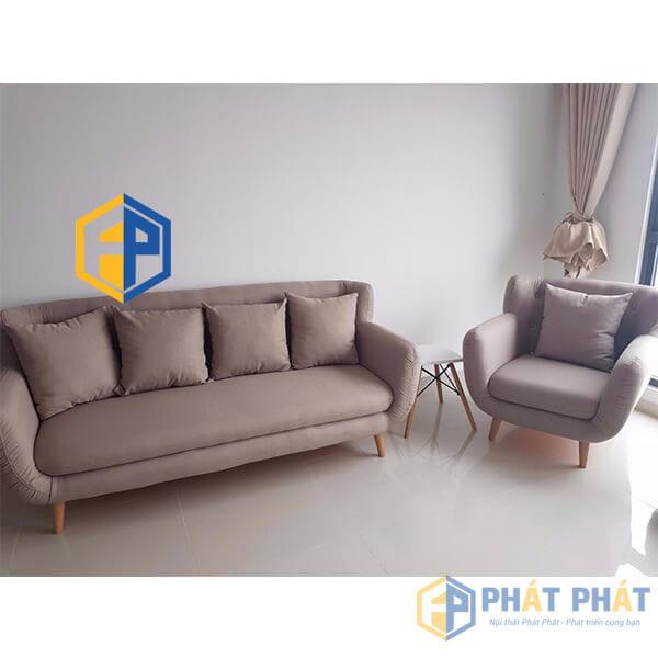 Sofa Văng Nỉ SFV08