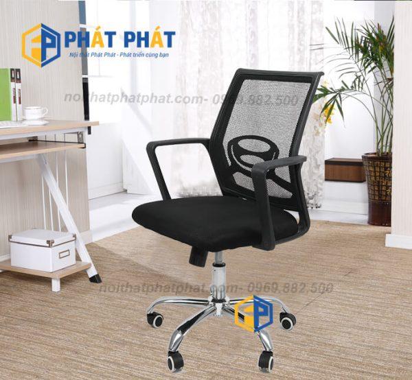 Lựa chọn ghế xoay giá rẻ Phát Phát cho không gian văn phòng hiện đại - Ghế Xoay Lưới GL112D