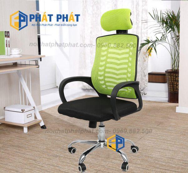 Địa chỉ bán ghế xoay văn phòng giá rẻ | Ghế Xoay Lưới GL103X