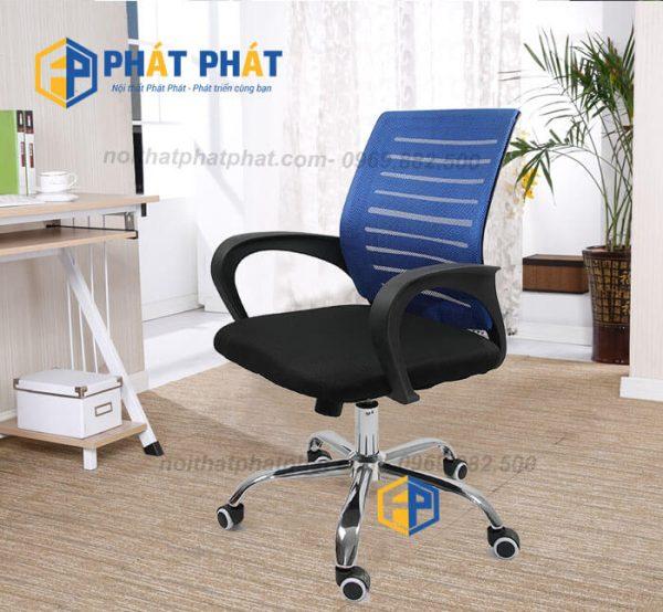 Lựa chọn ghế xoay giá rẻ Phát Phát cho không gian văn phòng hiện đại - Ghe Xoay Luoi GL111M