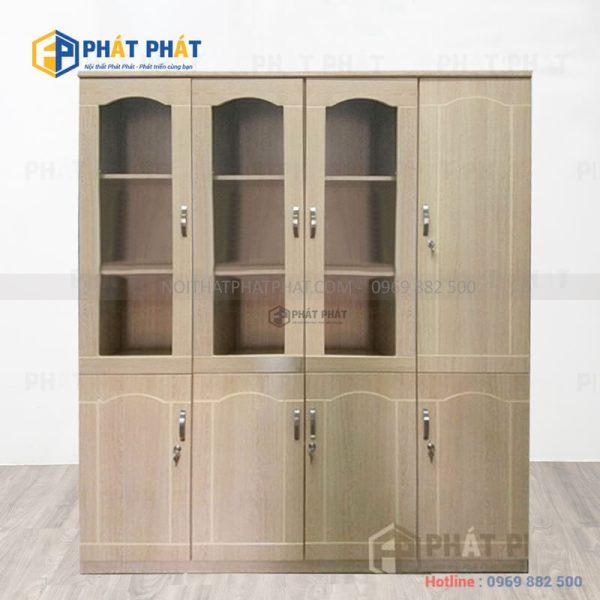 TOP 5 mẫu tủ tài liệu gỗ có thiết kế hiện đại của Phát Phát - 2