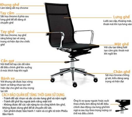 TOZ là địa chỉ bán ghế xoay giá rẻ chất lượng nhất