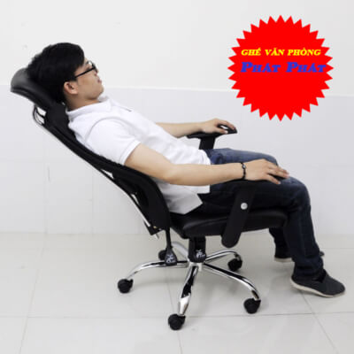 Ghế xoay lưng cao giá rẻ, đẹp và chất lượng cao - 2