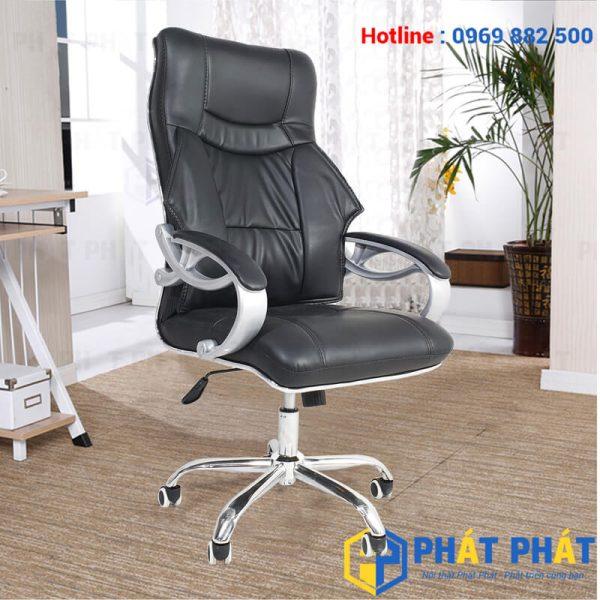 Nên mua ghế xoay cao cấp văn phòng ở đâu tốt nhất Hà Nội ?