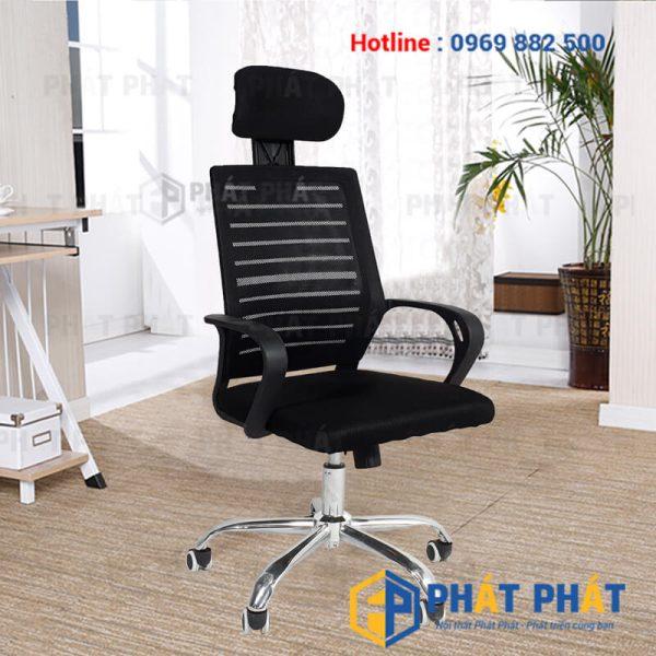 Địa chỉ bán ghế xoay văn phòng tại Hà Nội dành cho nhân viên