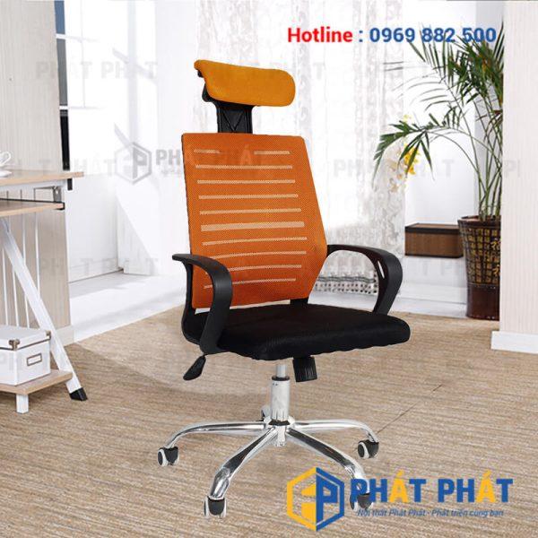 Cách chọn ghế xoay cao cấp cho không gian văn phòng đẳng cấp