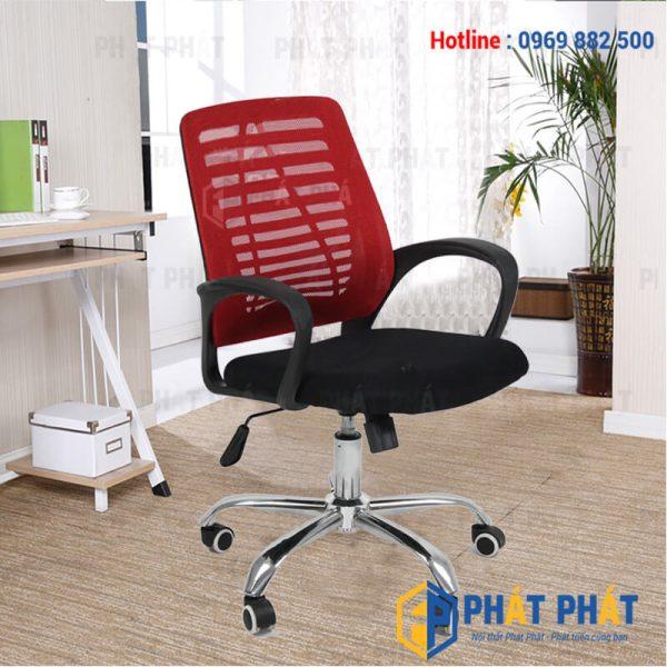 Địa chỉ mua ghế lưới xoay nhân viên giá rẻ tại Hà Nội