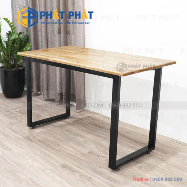 Bắt kịp xu hướng thiết kế nội thất với mẫu bàn làm việc nhỏ đẹp Phát Phát - 4