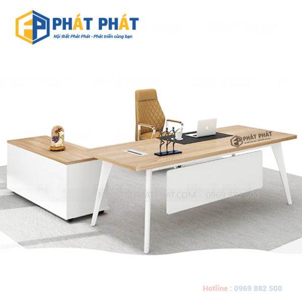 Những mẫu bàn làm việc đẹp không thể bỏ qua tại Phát Phát - 3